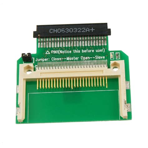 Harga Compact Flash Adapter by 5x Ide 50 Pin To Cf Compact Flash Adapter