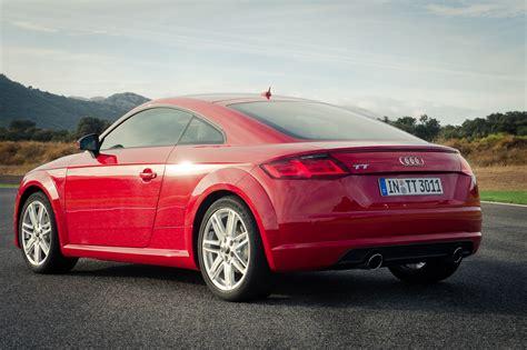 Audi Tt Erfahrungen by 2015 Audi Tt 2 0 Tfsi Sline 8s Erfahrungen Einer
