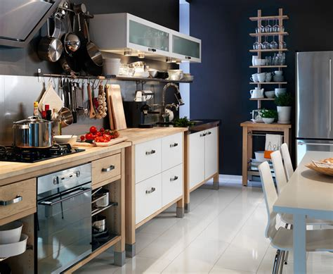 Ikea Small Kitchen Design Ideas by Ikea 2010 Dining Room And Kitchen Designs Ideas And