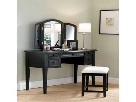 bedroom sets with vanity black bedroom vanity home styles the countryside vanity