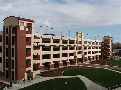 College Park Parking Garage by Parking Structure Projects By Willis Construction