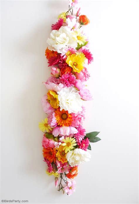 diy table runner ideas diy floral table runner ideas printables
