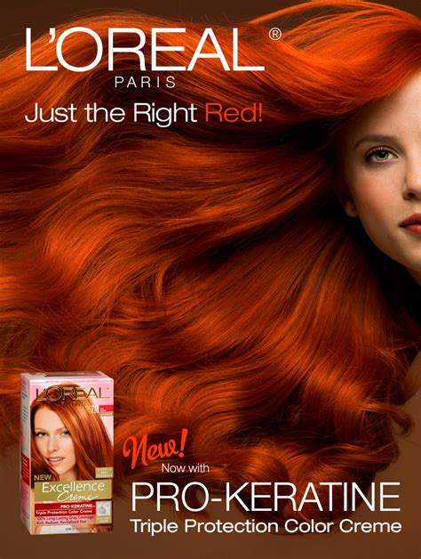 hair colour new adverts 2015 loreal hair color poster ad