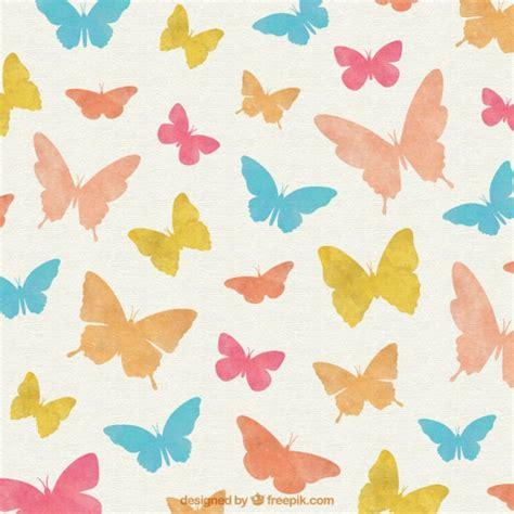 imagenes vectores mariposas fondo de mariposas de colores descargar vectores gratis