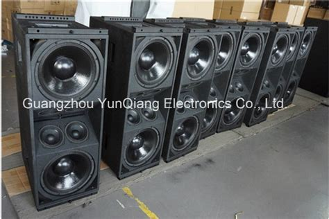 Speaker Aktif Line Array vt4888 3 way neodymium ganda 12 inch pasif line array speaker buy product on alibaba