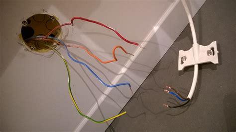 brancher un radiateur électrique 4951 branchement seche serviette electrique prise courant