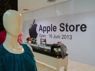 apple official store indonesia is this apple s first official store in indonesia