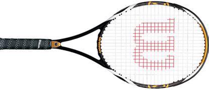 Raket Wilson K Factor Arophite Black Wilson K Factor Kblade Team 104 Tennis Express