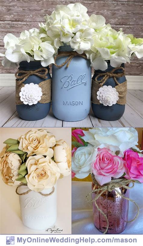 403 best jar wedding ideas images on