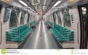 singapore subway stock photo image 44443388