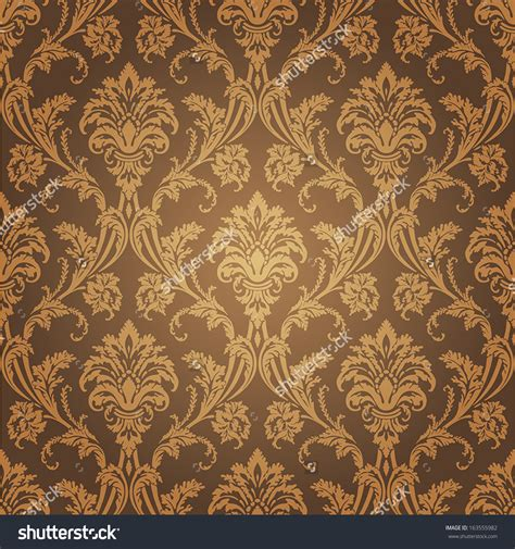 wallpaper design types golden floral wallpaper old style retro wall coverings