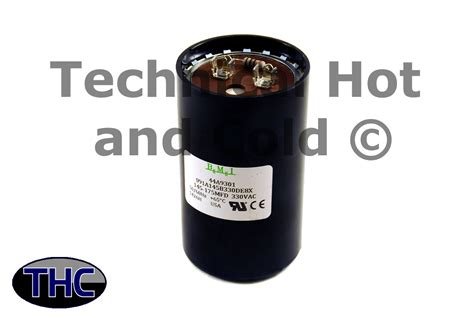 lennox 44a93 start capacitor