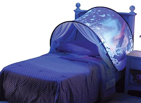 high winter heating bills get this bed tent for grown ups dreamtents kids pop up bed tent playhouse twin size