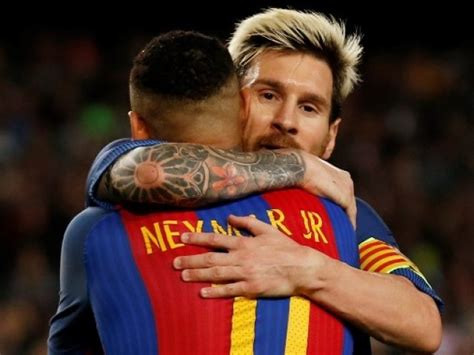 neymar biography in english neymar success is down to messi says father the express