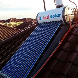 Water Heater Inti Solar pemilihan pemanas air baru untuk hunian anda pemanas air tenaga surya inti solar