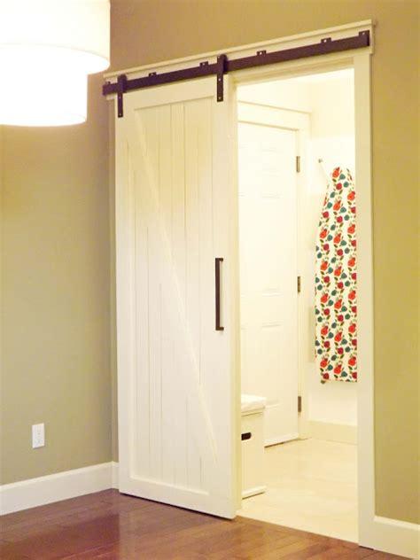 Sliding Barn Doors For Closet by Nest Sliding Barn Doors