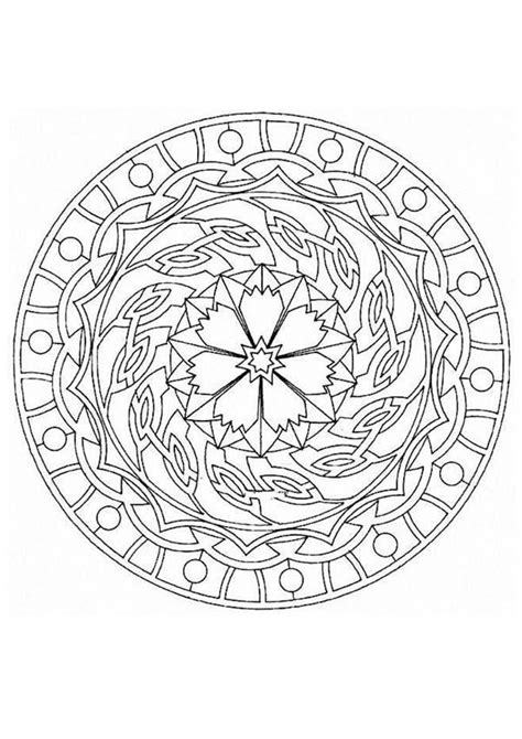 coloring pages mandalas for experts tons of printable mandalas without watermarks also there