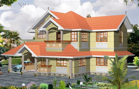 Kerala House Photos With Plans Kerala Building Construction 2000 Sqft 3bhk House Plan Kerala Home Floor Plans With Photo