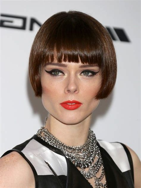 google short bangs 106 best images about hair on pinterest bobs natalie