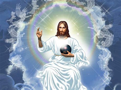 imagenes de jesucristo en el cielo im 225 genes de cristo postales cristianos