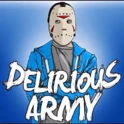 H2o delirious army deliriousarmy twitter