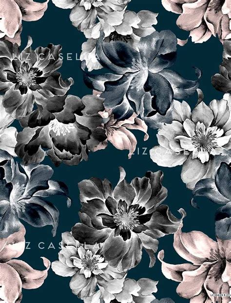 Flower Print 25 best ideas about floral print wallpaper on