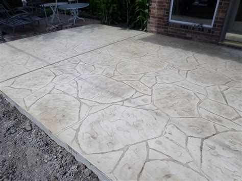 tallerdeimaginacion sted concrete patio designs pics