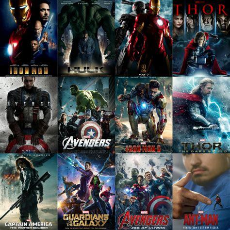 film marvel video il classificone i film dei marvel studios