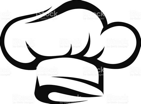 cook hat chef hat vector black silhouette stock vector art