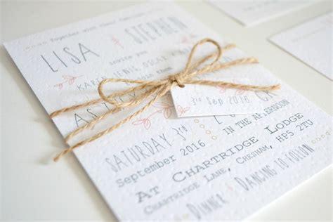 gold and wedding invitations uk rustic pink wedding invitation