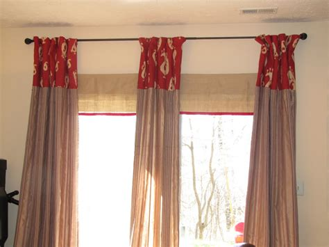 Patio Door Draperies Patio Door Curtain Ideas Homesfeed