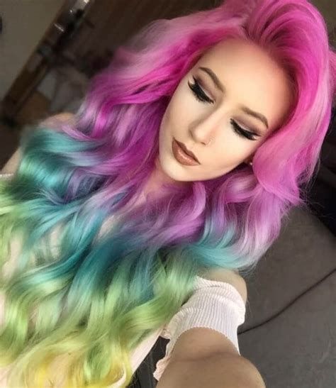Mermaid Hairstyles by The 18 Best Mermaid Hairstyles And How To Rock Them