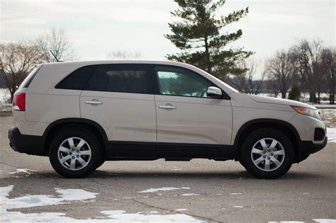 kia sorento lx for sale carfax certified used car with