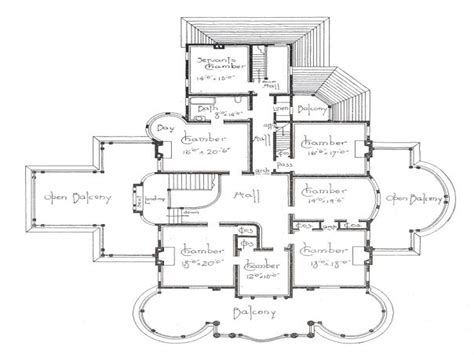 old floor plans george barber floor plans old victorian house plans old