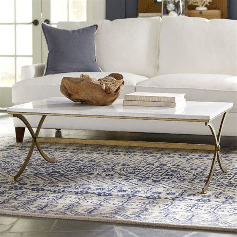 dorsay coffee table birchlane  images gold coffee