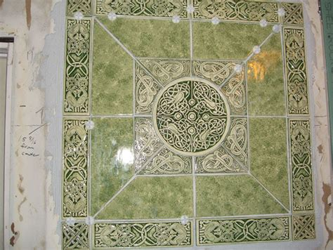 Handcrafted Ceramic Tiles - decorative handmade ceramic tile handmade celtic ceramic
