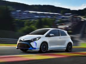 Toyota Yaris St Toyota S Turbo Yaris Will The Vw Polo Gti And The