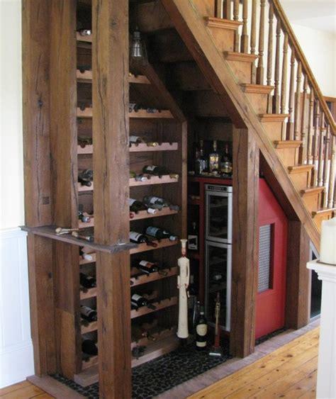 under stair bar wine bar under stairs
