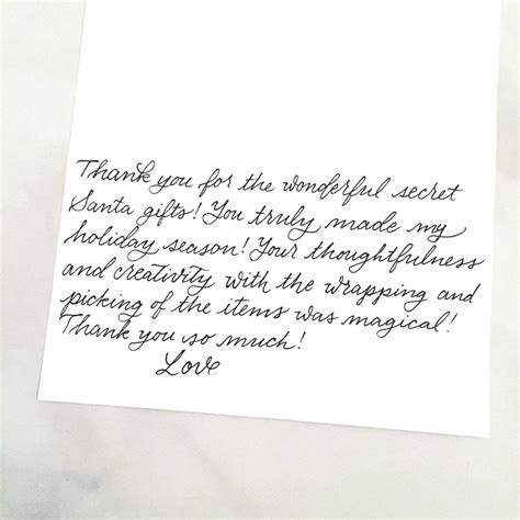 What To Write On Thank You Cards For Graduation Presents