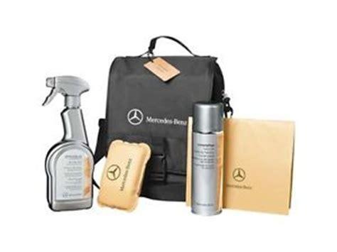 Mercedes Interior Cleaner by Genuine Mercedes Interior Car Care Set Kit Bag