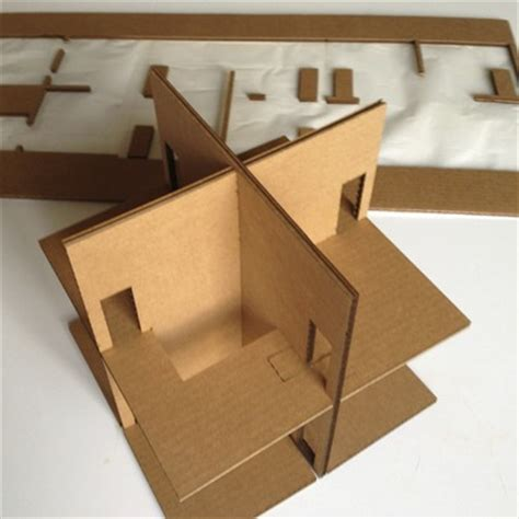 How To Make Paper House Boat - make your own toys cardboard structure for pop up paper