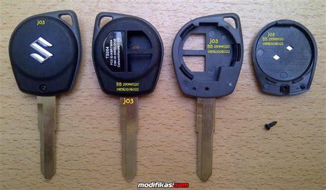 baru casing kunci remote lipat flip key suzuki sx4 ertiga splash baleno apv