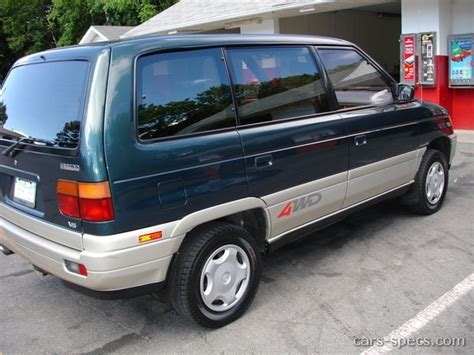 how cars engines work 1995 mazda mpv security system 1995 mazda mpv minivan specifications pictures prices