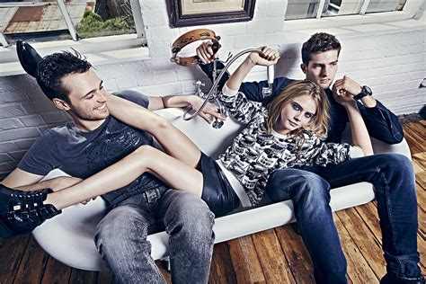 Fab Ad Pepe Autumnwinter 07 by Pepe Fall Winter 2014 15 Advertising Caign