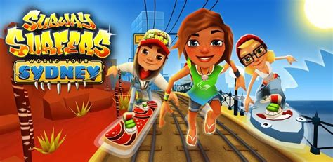 subway surfers for android apk free subway surfers sydney apk android free app feirox