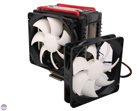 best cpu fan cooler thermaltake frio cpu cooler review bit tech net