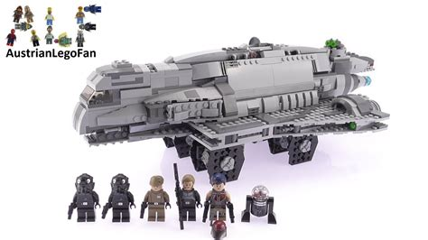 Lego 75106 Starwars Imperial Assault Carrier lego wars 75106 imperial assault carrier lego speed build review