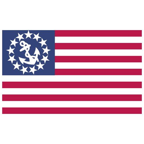 yacht ensign us yacht ensign download at vectorportal