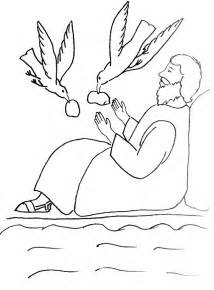 elijah and the widow of zarephath coloring page bible story coloring page for elijah and the widow of