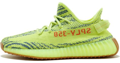 Adidas Yeezy 350 Neon by Adidas Yeezy Boost 350 V2 In Green For Save 41 961852861035425 Lyst